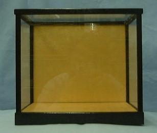 光琳30ガラスケース(黒塗り前戸)