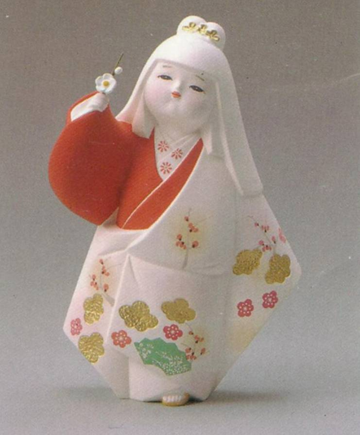 花ごよみ【博多人形】