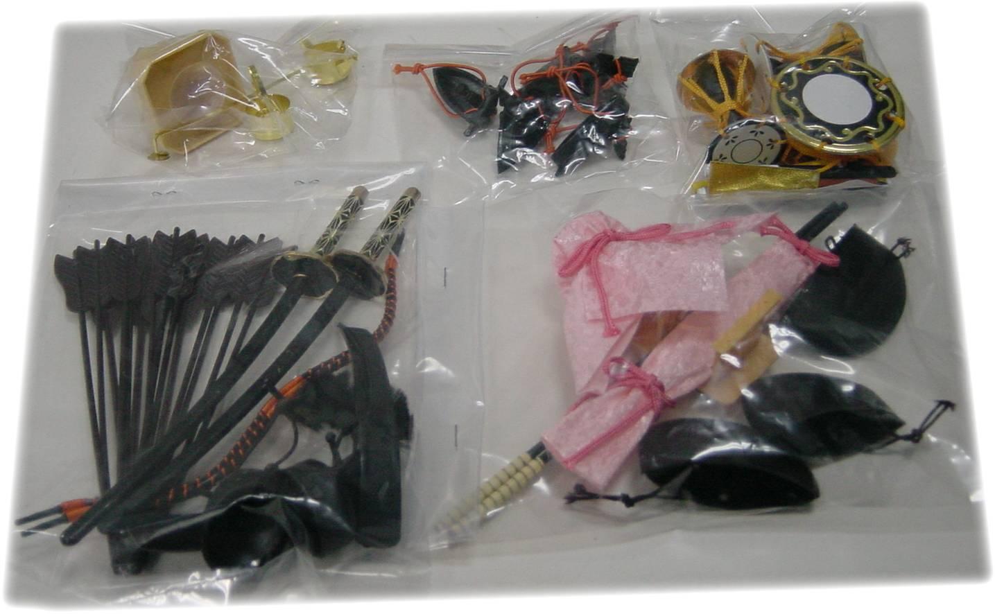 雛人形用・13人小道具