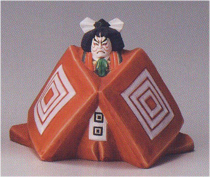 暫【博多人形】