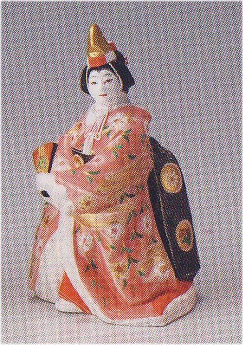 娘道成寺【博多人形】