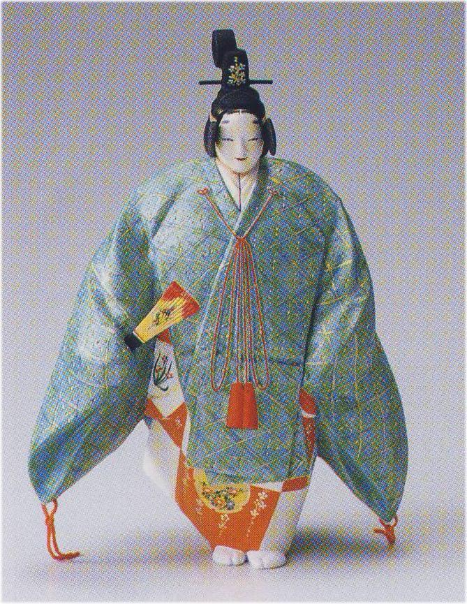 井筒(中)【博多人形】