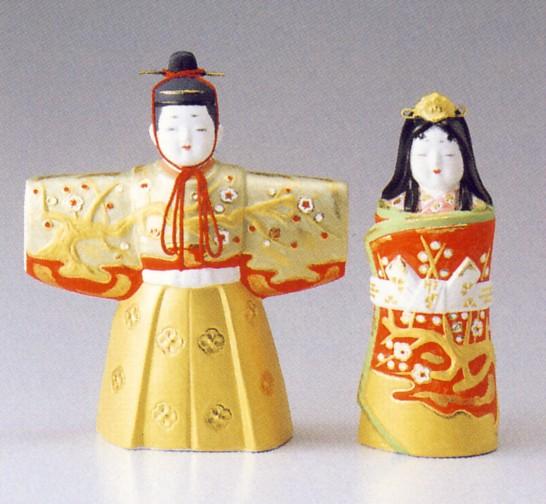 祝梅雛【博多人形】