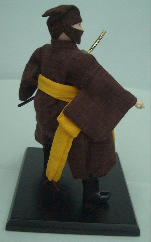 武将人形忍者