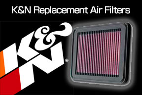 K&N REPLACEMENT FILTER