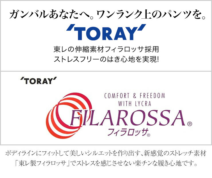 - TORAY - 東レ製フィラロッサ