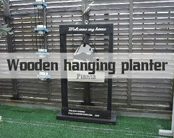 wooden-hanging-planter