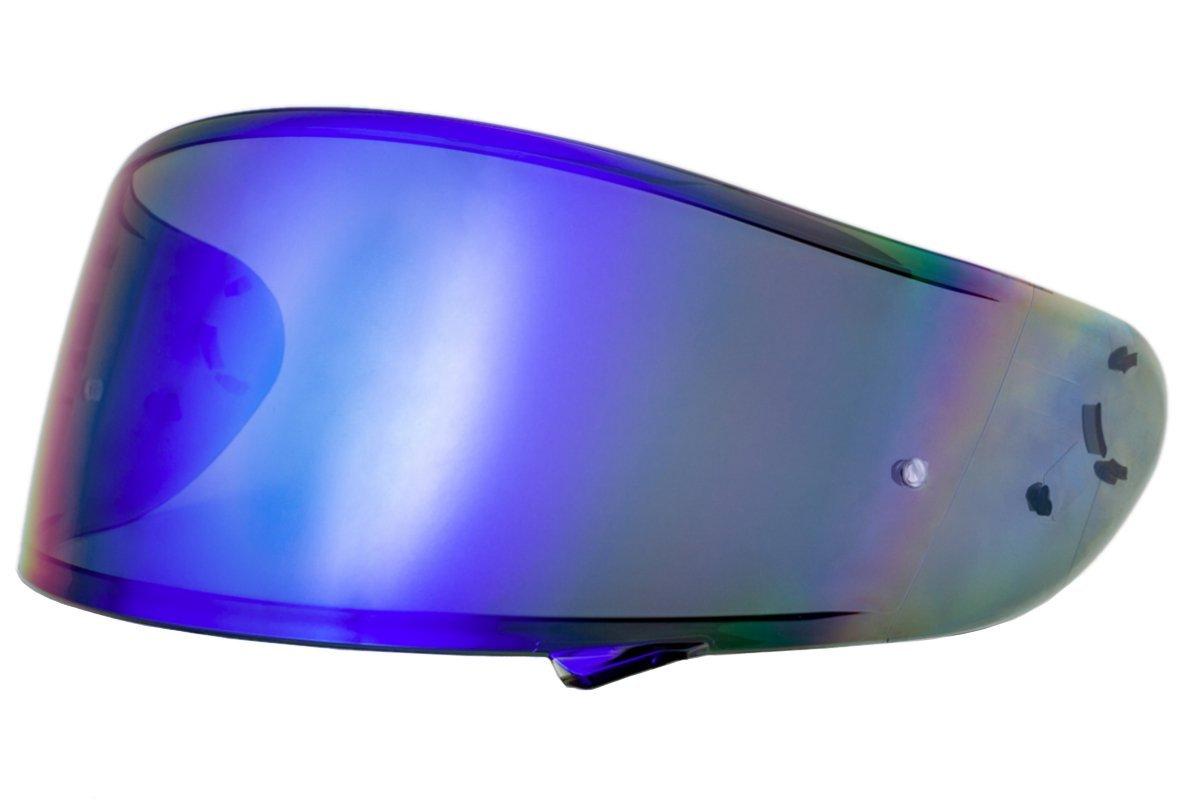 EXTRA シールド CWR-1 ピンロックダークスモーク/ブルー