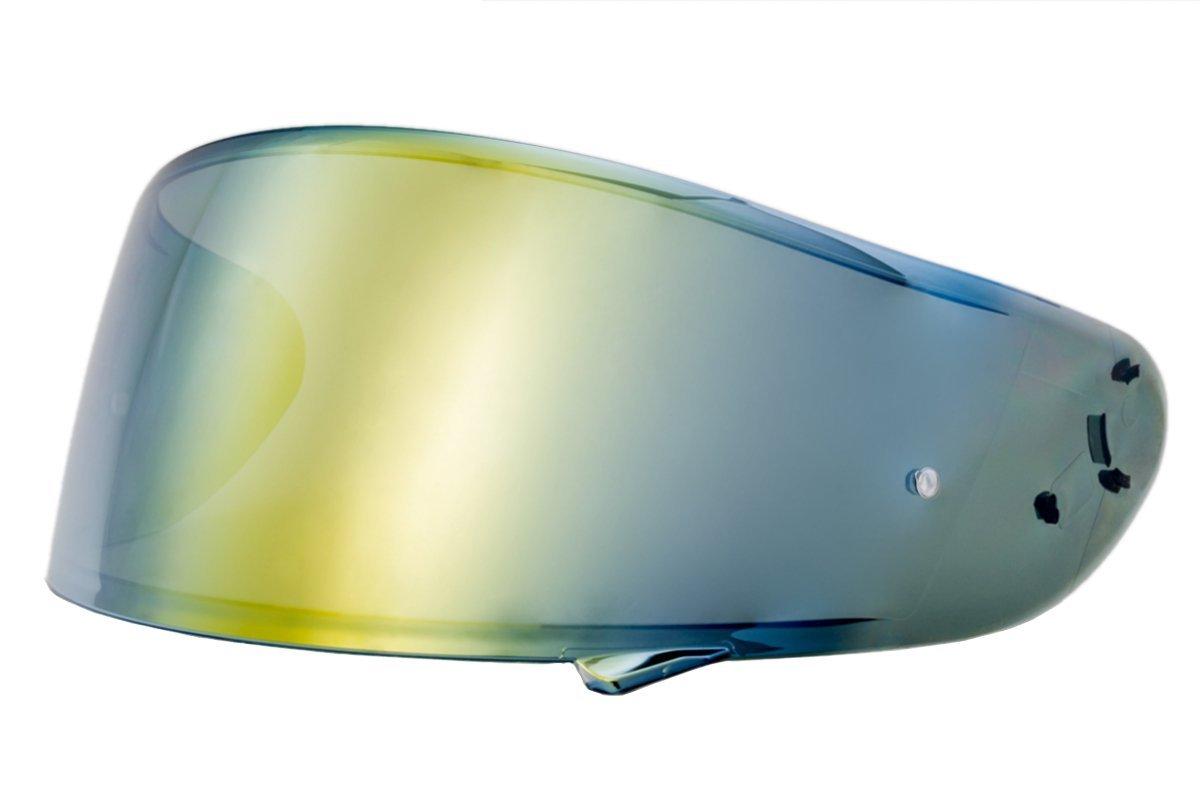 EXTRA シールド CWR-1 ピンロックダークスモーク/ゴールド