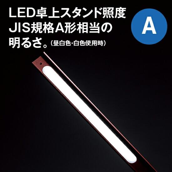 LED デスクスタンドライト