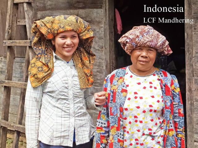 インドネシア スマトラ LCFマンデリン