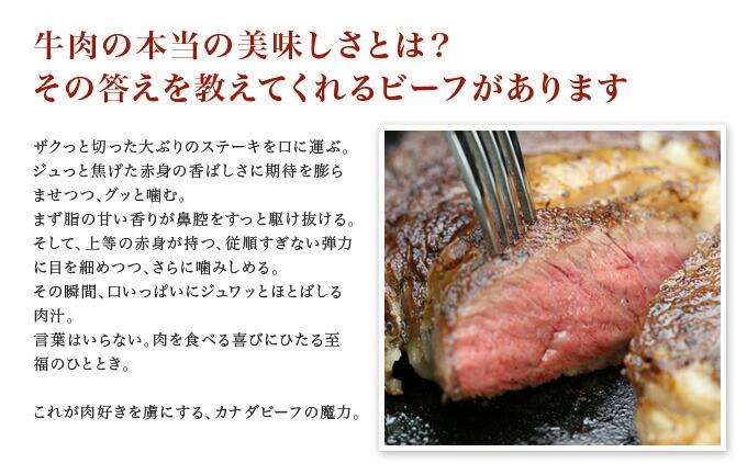 牛肉の本当の美味しさとは?その答えを教えてくれるビーフがあります。