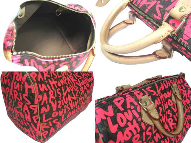 fb09a6c784d1 Brand Shop Moumou House  Louis Vuitton □ Monogram □ graffiti ...