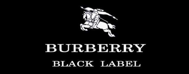バーバリ−ブラックレーベル(burberry black label)
