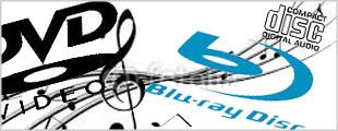 Blu-Ray・DVD・CD・レコード