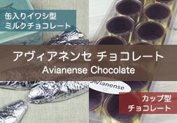 アヴィアネンセ チョコレート