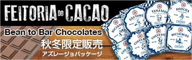 ビーントゥーバー・チョコレート