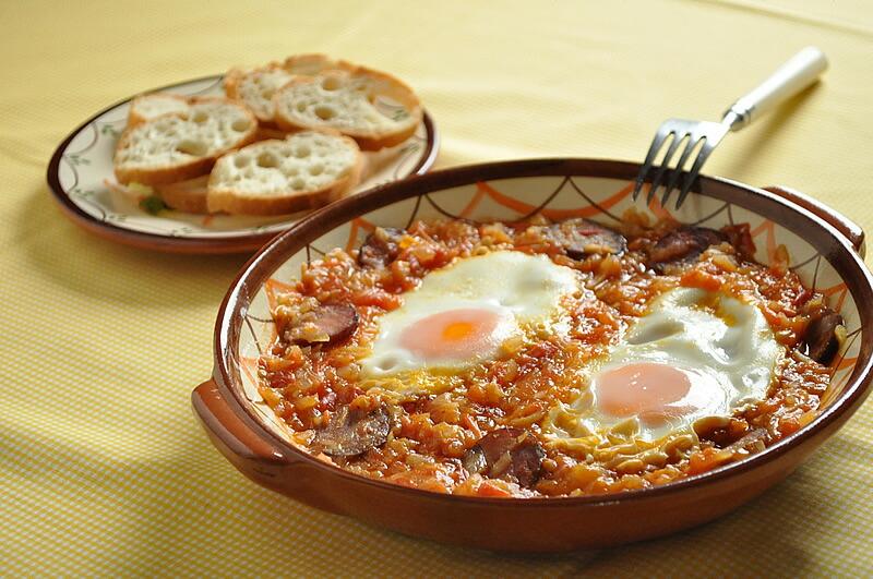 ポルトガルのトマト料理「トマターダ」