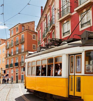 路面電車 ポルトガル