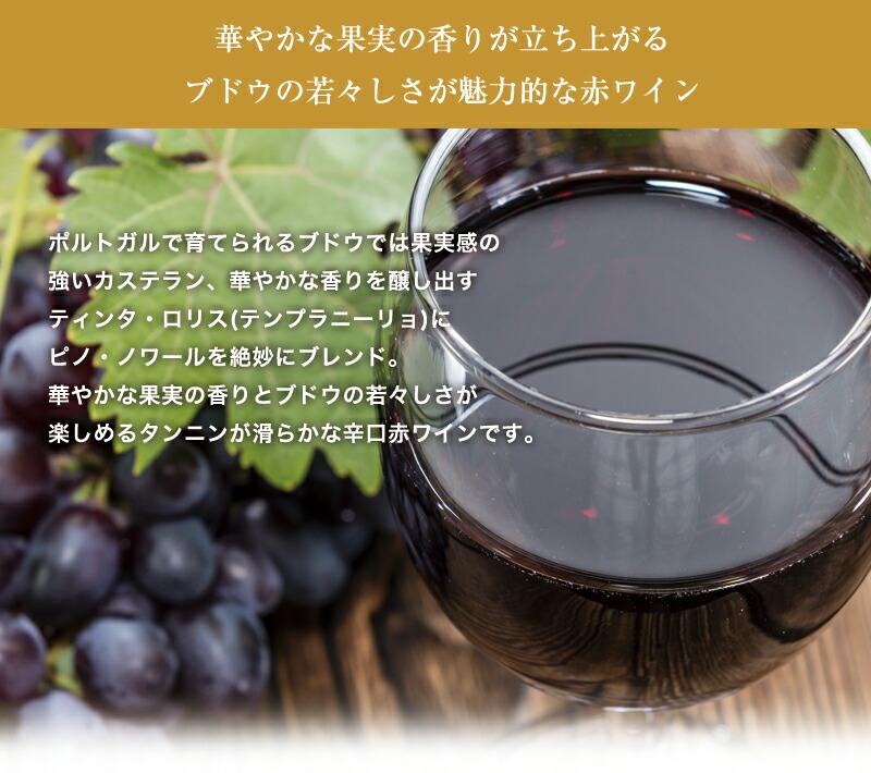 アズレージョ・ティント【赤】750ml ポルトガルワイン 辛口 赤 ワイン王国掲載