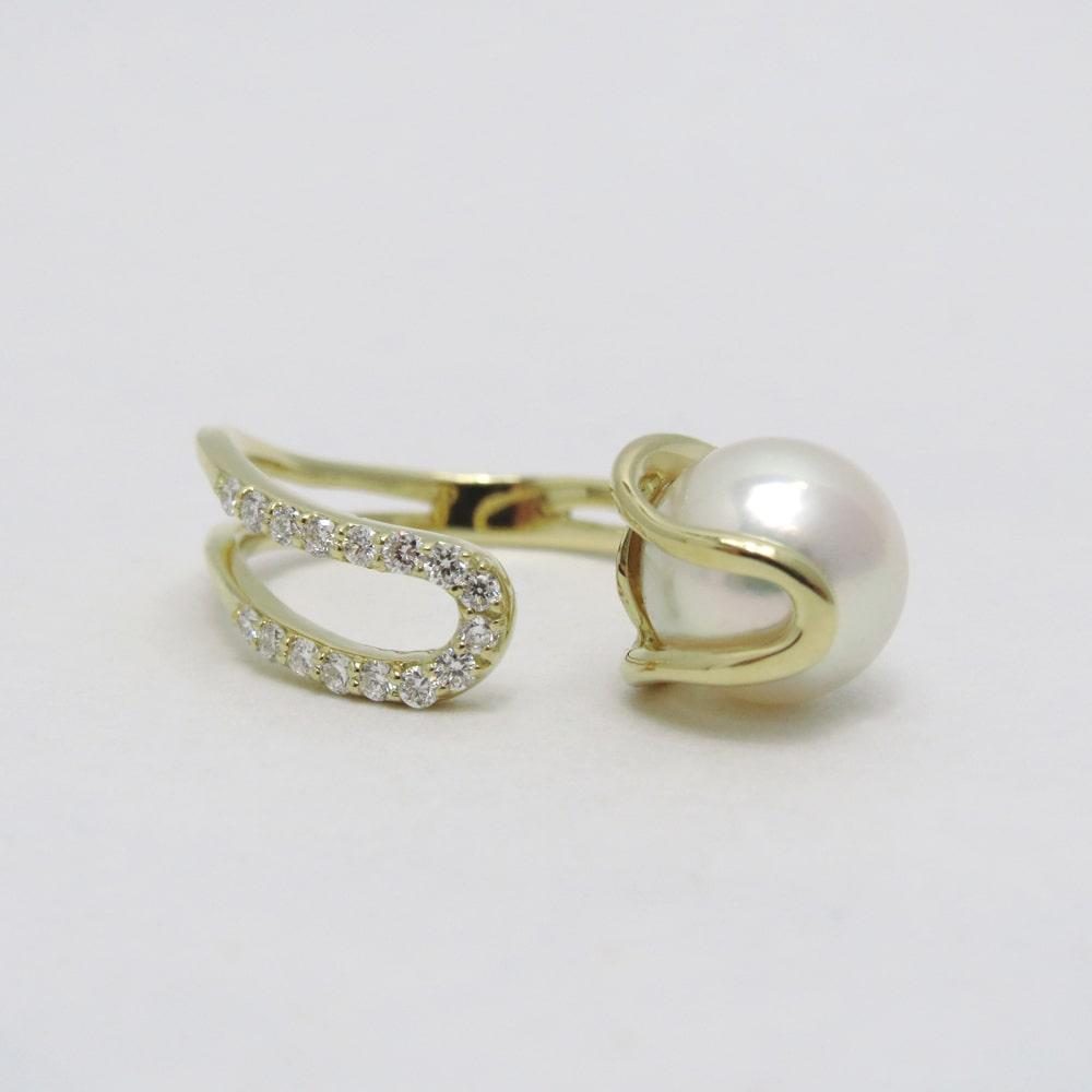 y-r-114真珠のアップ画像
