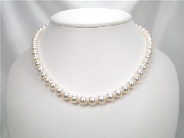 あこや真珠ネックレス