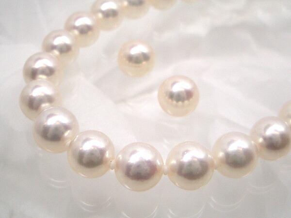 最高級花珠真珠