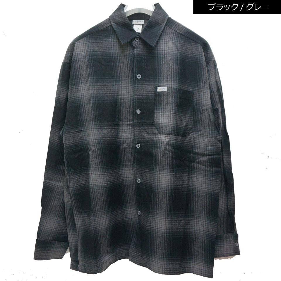 カルトップのシャツ