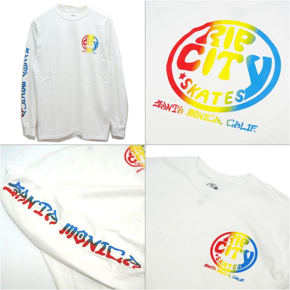 RIPCITYのTシャツ
