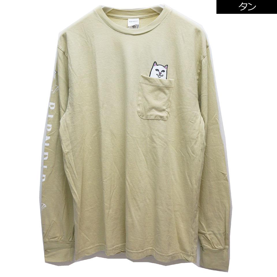RIPNDIPのTシャツ