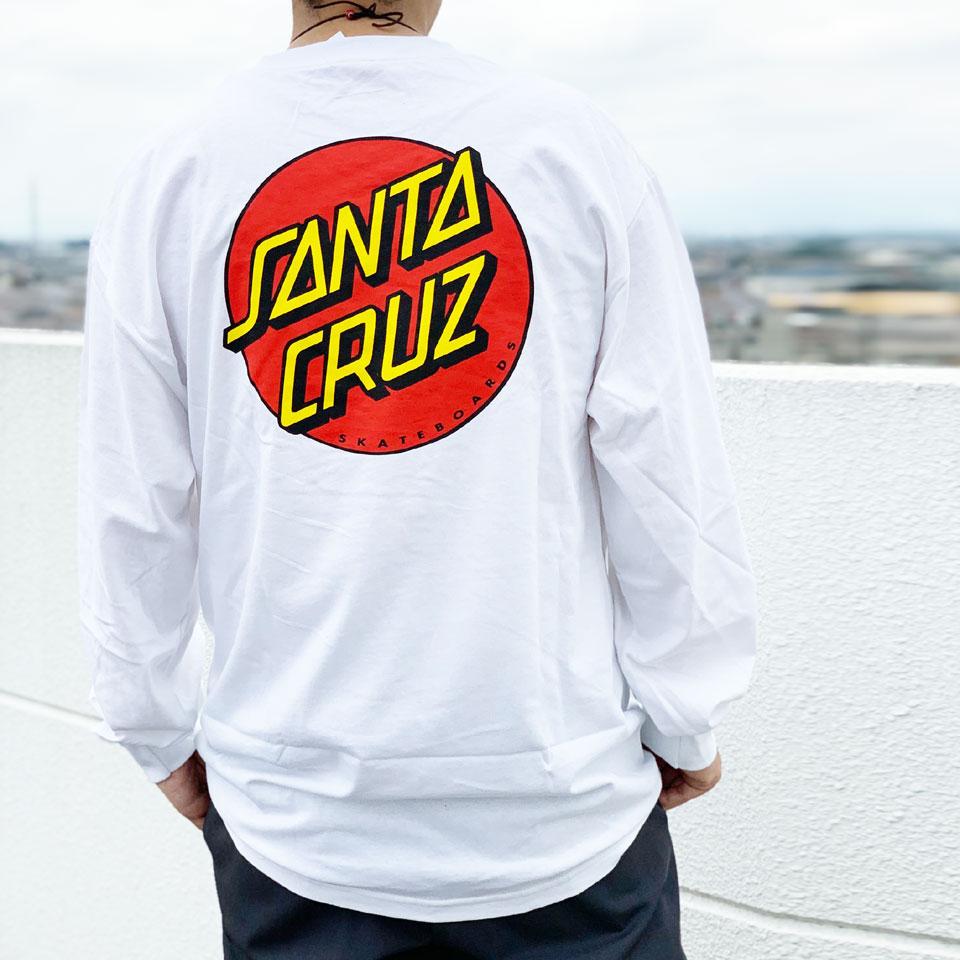 SANTACRUZのキャップ