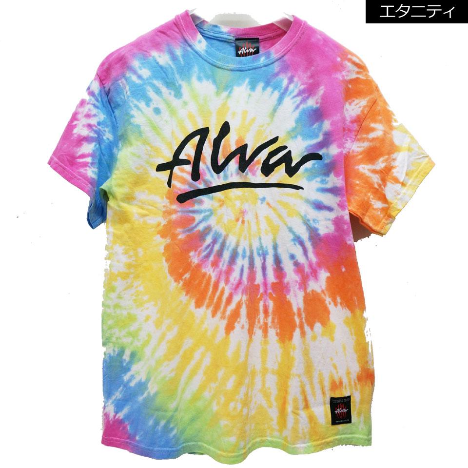 スケートブランドトニーアルバのTシャツ