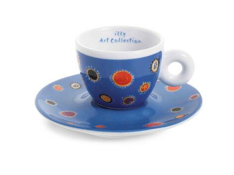 GILLO DORFLES [ジッロ・ドロフレス] エスプレッソカップセット / illy collection[イリーコレクション]