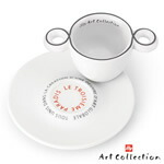 2013 illy collection Michelangelo Pistoletto Third Paradise エスプレッソカップ