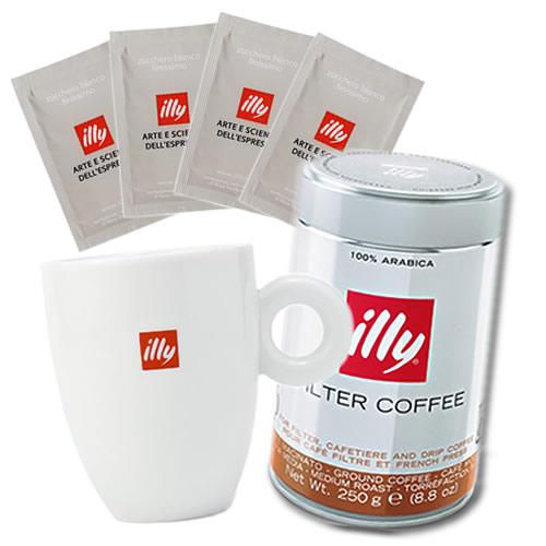 イリー[illy]ドリップコーヒーお試しセット