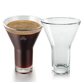illy[イリー]フレッドグラス FREDDO GLASS 150ml
