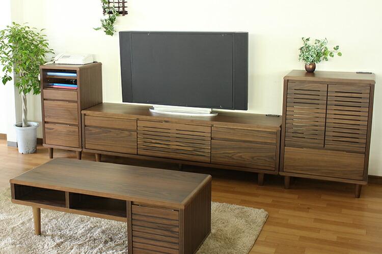 大川家具の通販 テレビボード テレビ台