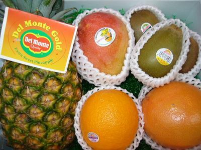 おいしいフルーツをお届けします