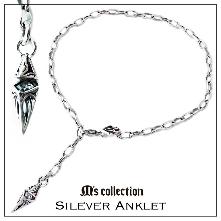 xx004/M's collection ANKLET アンクレット