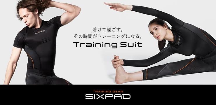 SIXPAD スリーブトップ