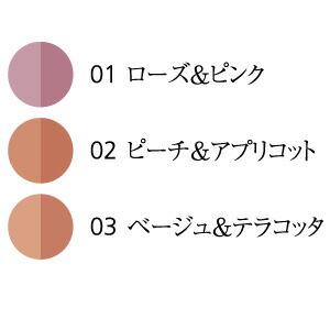 【ロゴナ(LOGONA)】チークカラー<デュオ>