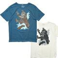 ゴーヘンプ GOHEMP 髭レロ by PAINTER P BASIC S/SL TEE ベーシックTシャツ Tシャツ