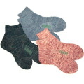 GOHEMP MIX PILE QUARTER SOCKS
