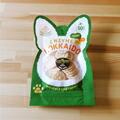 ヘルシーアニマルズ 酵素 北海道ぱりぱり煎餅(鮭節味)30g 犬用おやつ