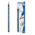 リラ グルーヴスリム HBグラファイト 1箱(12本入り) 鉛筆