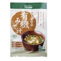 オーサワジャパン オーサワの有機みそ汁(生みそタイプ) 52.5g(3食入) 【即席みそ汁】