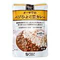 カレー 無添加 オーサワジャパン オーサワのベジひよこ豆カレー 210g カレーソース