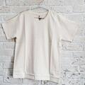 ピープルツリー オーガニックコットン ベーシックTシャツ ユニセックス