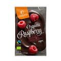 ランドガルテン オーガニック フリーズドライラズベリー ダークチョコレート 50g 【チョコレート】