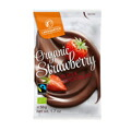 ランドガルテン オーガニック フリーズドライストロベリー ミルクチョコ 50g 【チョコレート】
